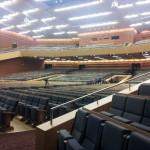 Der Große Saal 1 für 3500 Leute