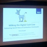 Milking the digital Cash Cow